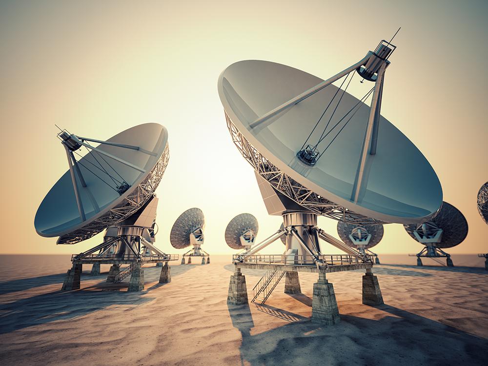 global-satellite-communication
